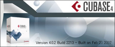 Cubase4.0.2.2213UpdateでHALion Oneが軽くなった!