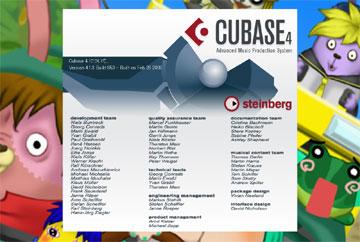 Cubase4.1.2で発生していた重大なバグが4.1.3で解決