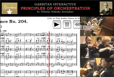 Interactive Online Orchestration Course