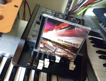 Keith Emerson Band featuring Marc Bonilla ~ 全エマーソンファン必聴のアルバム