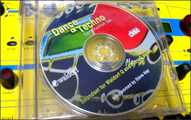 Dance and Tecno Programmed by Steve Key