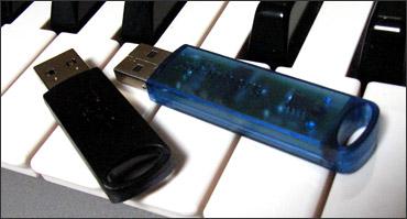 Syncrosoft社製USBキー
