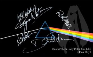 にゃふPの新作来てた! Pink Floyd