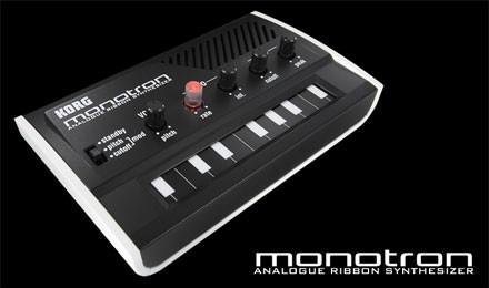 KORG monotronが4千円台で発売する件