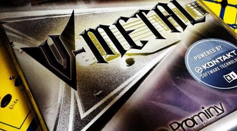 Prominy V-Metalをベタ打ちテストしてみました。