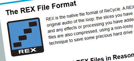 Windows7 64bit版Cubase5でREX2ファイルを使用する方法