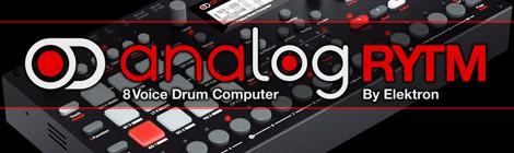 Elektron Analog Rytmは合計21のアナログオシレータを搭載しているらしい。