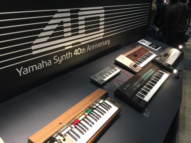 楽器フェア2014 YAMAHA