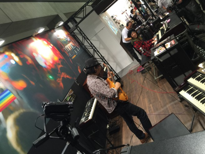 楽器フェア2014 etc...