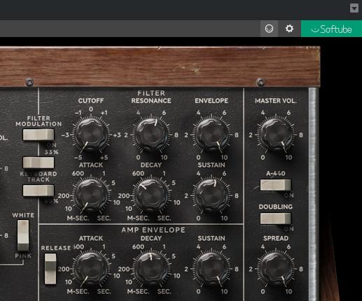 MIDIアイコンをクリック