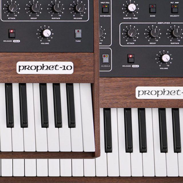 Prophet-5 or Propet-10 皆様はどちらを選びますか?